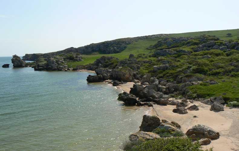 Побережье 1000 бухт, Генеральские пляжи Крыма - Фото