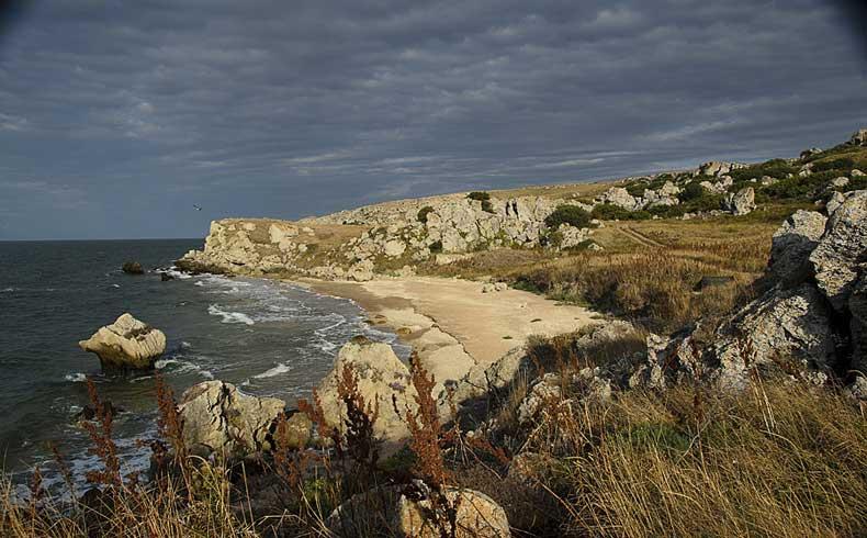Генеральские пляжи Крыма - Фото