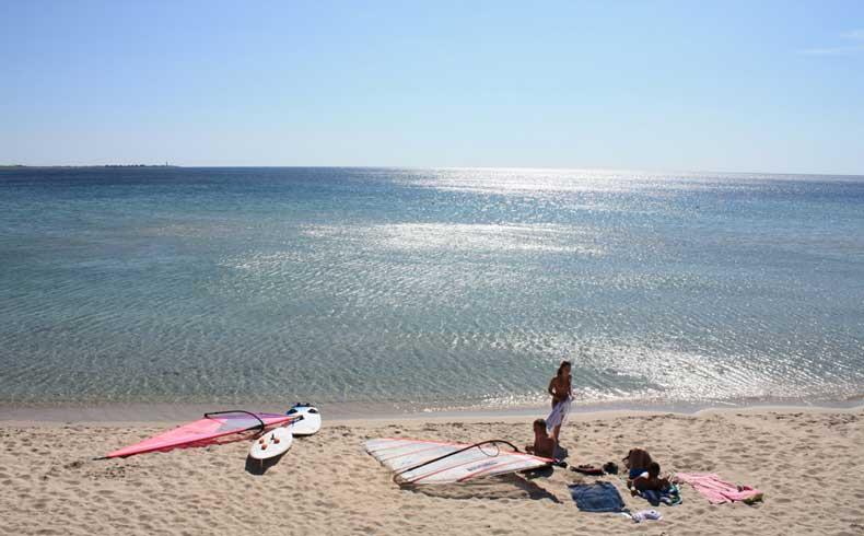 Пляж Крыма Тарханкут, где лучшие пляжи Крыма - Фото