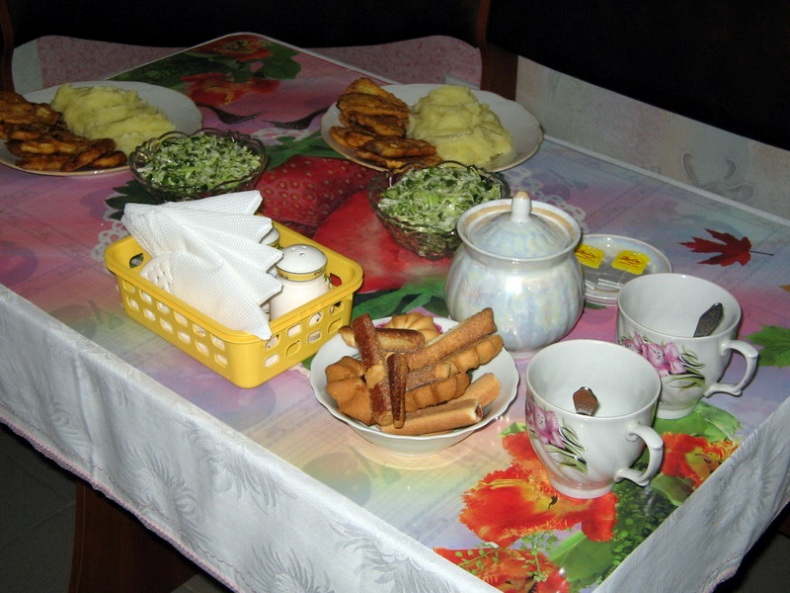 Питание в Щелкино - Фото 08