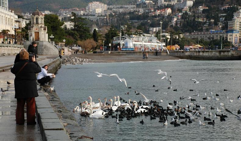 Крым зимой - Фото 05