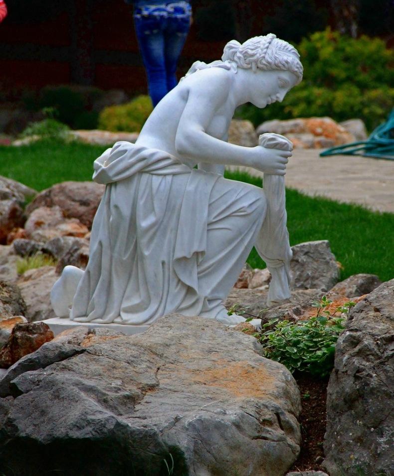 Скульптуры Античного сада - Фото 06