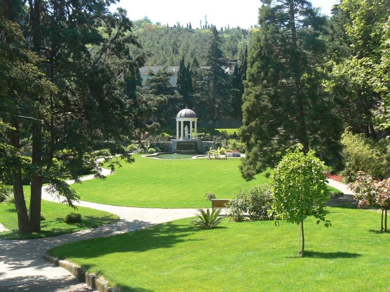 Никитский ботанический сад - Фото 15