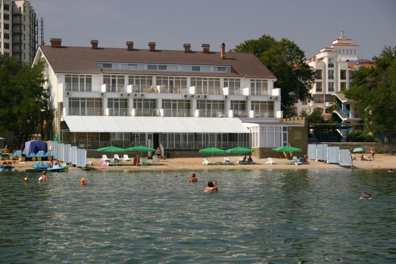 Отель 'Форт Нокс' - Фото 03