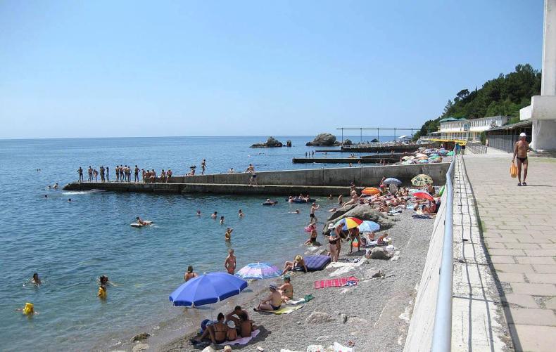 Пляж - Фото 10