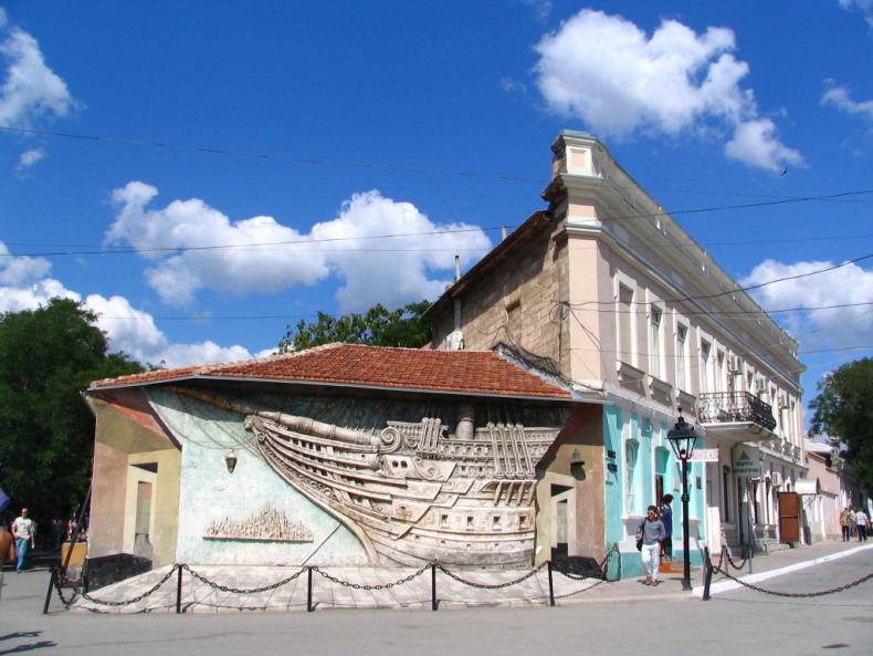 Музей Грина в Феодосии - Фото 14