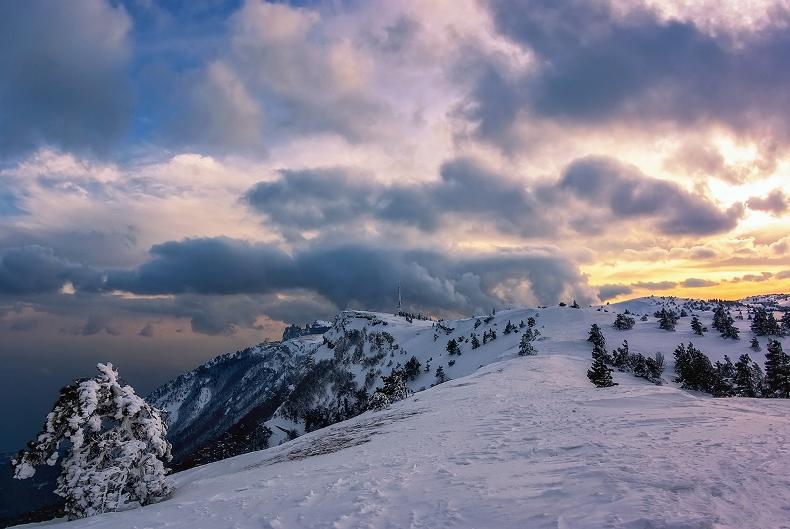 Зима на Ай-Петри - Фото 06