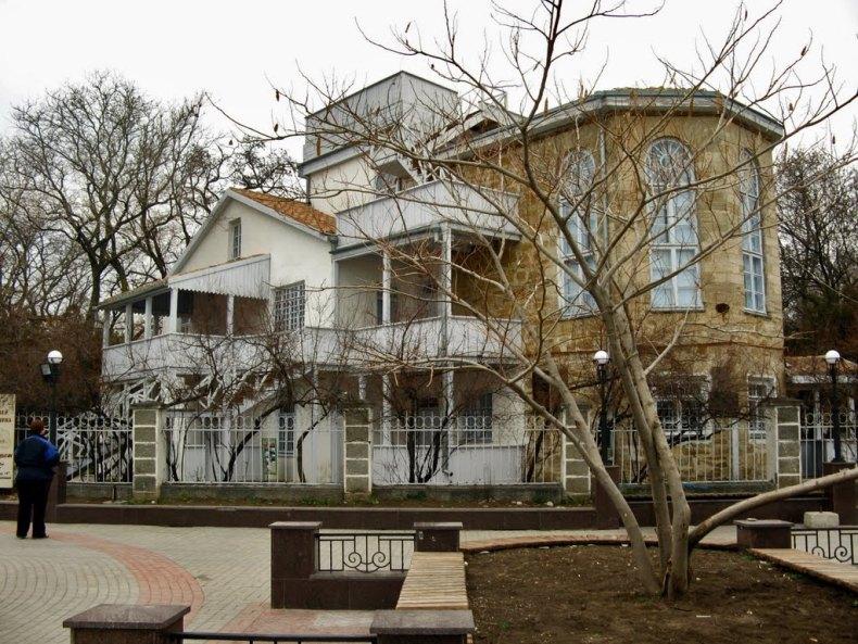 Дом-музей М.Волошина - Фото 09
