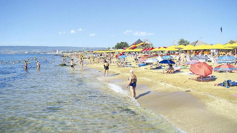 Пляж Оленёвка - Фото 07