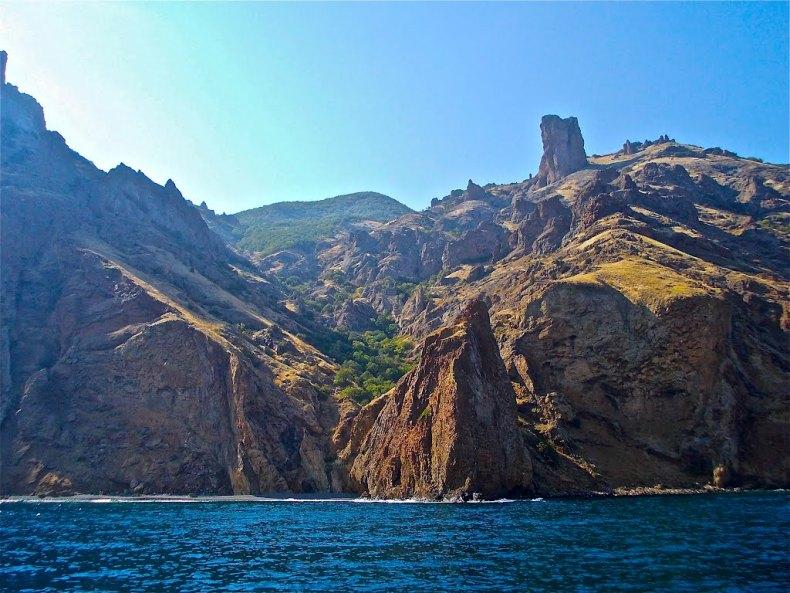Гора Карадаг - Фото 06