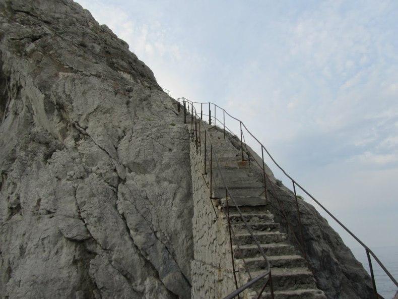 Подьем на скалу Дива - Фото 14