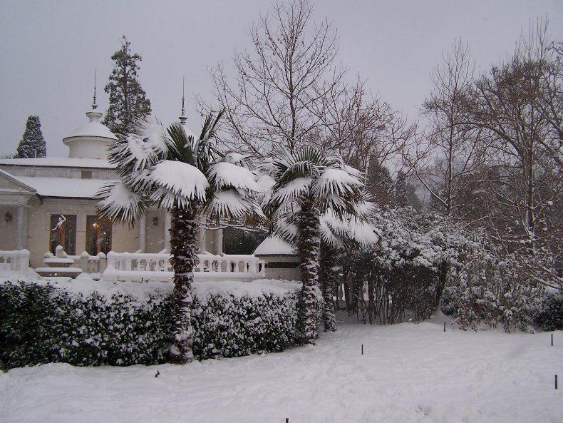 Зима в Крыму - Фото 01
