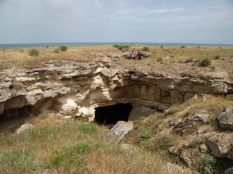 Ак-Монайские каменоломни - Фото 15