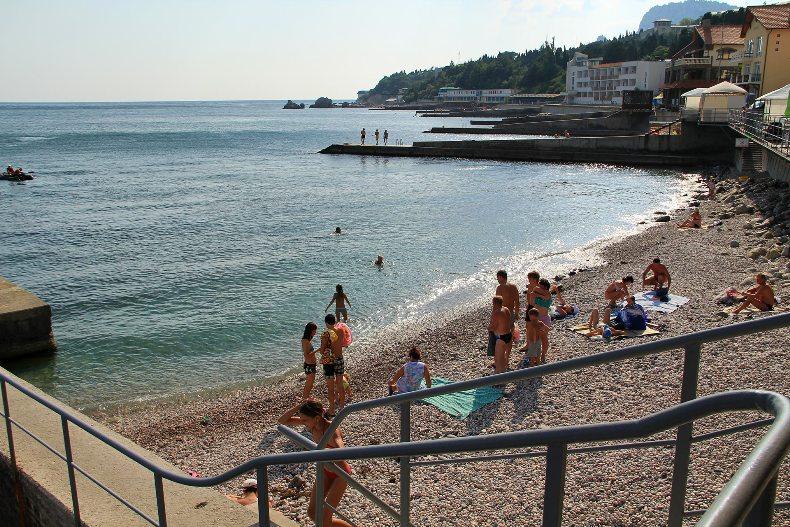 Пляж Симеиз - Фото 12