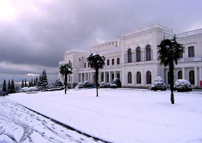 Зимний Крым - Фото 01