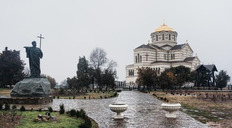 Владимирский собор в Херсонесе - Фото 03