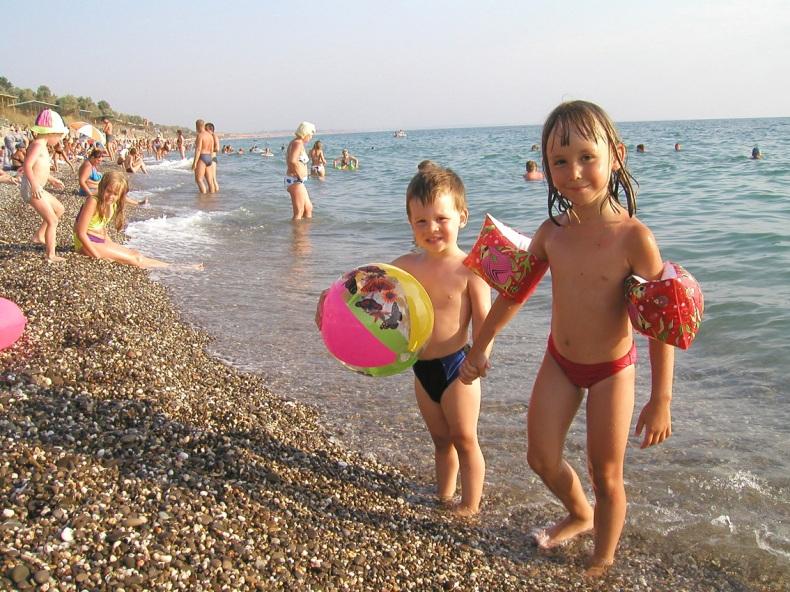 Отдых с детьми в Евпатории - Фото 02