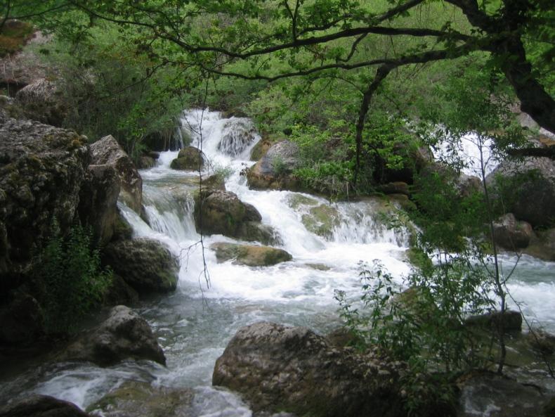 Чернореченский каньон - Фото 12