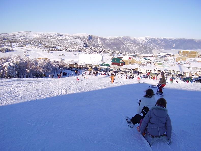 Зимние развлечения на Ай-Петри - Фото 02