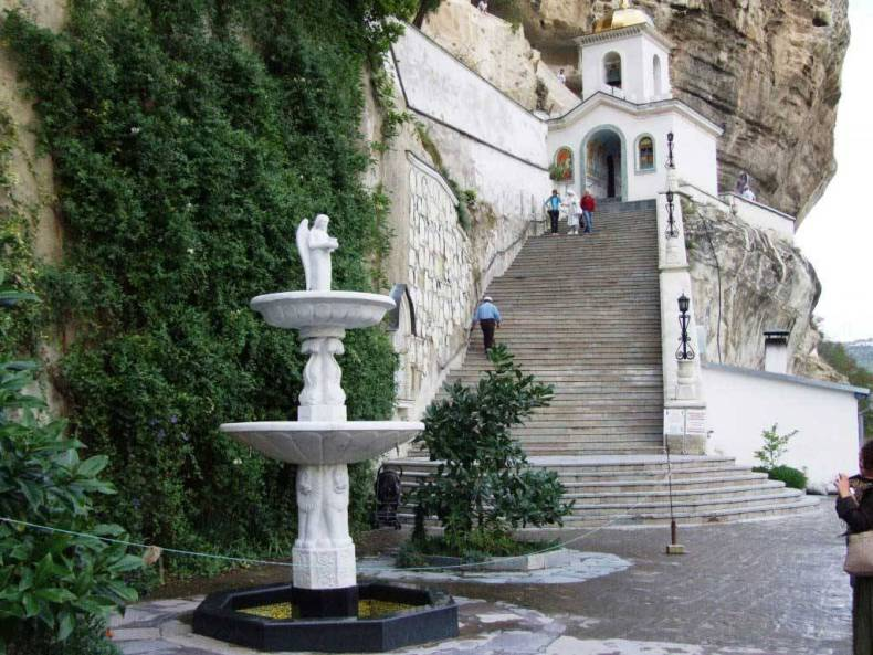 Пещерный Успенский монастырь VII-XIX вв. - Фото 08