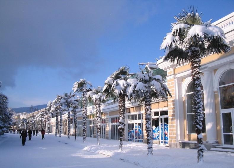 Погода в Крыму на новогодних праздниках - Фото 03