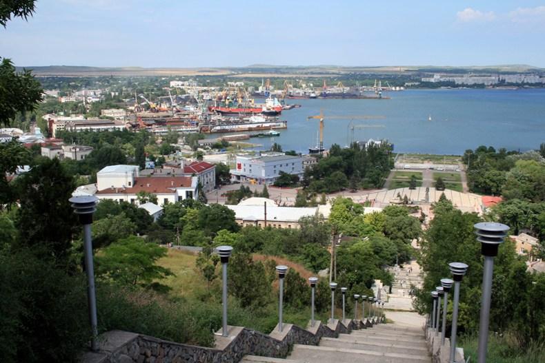 Керчь, вид на город - Фото 12