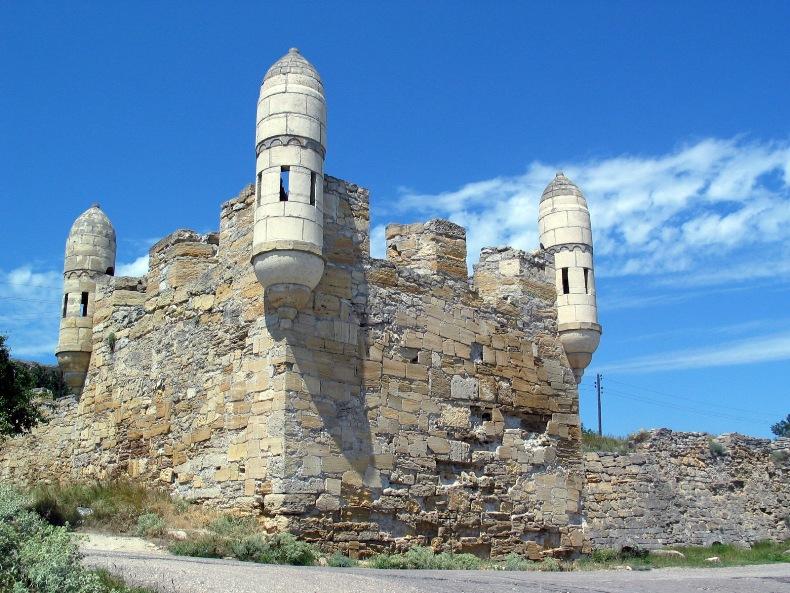 Крепость Ени-Кале - Фото 04