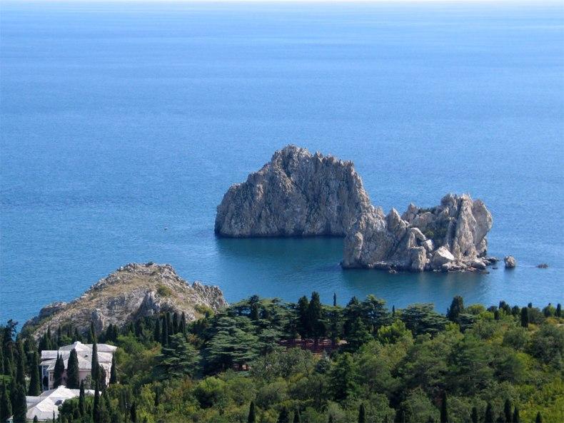 Скалы-островки Адалары - Фото 04