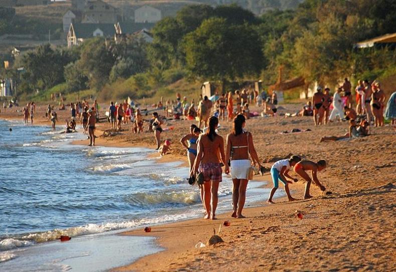 Пляжи в Щелкино - Фото 16
