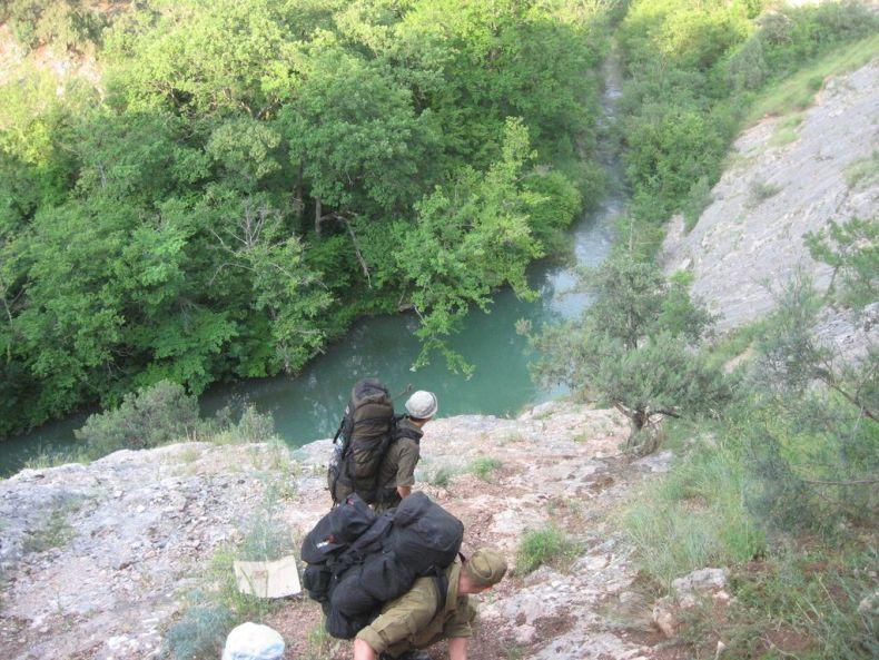 Чернореченский каньон - Фото 13