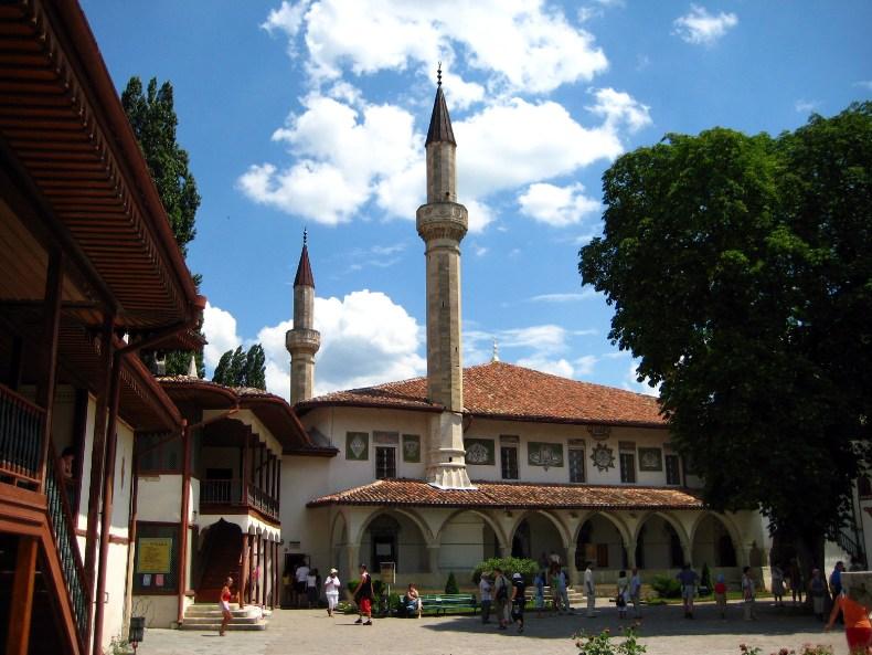 Ханский дворец, Бахчисарай - Фото 17