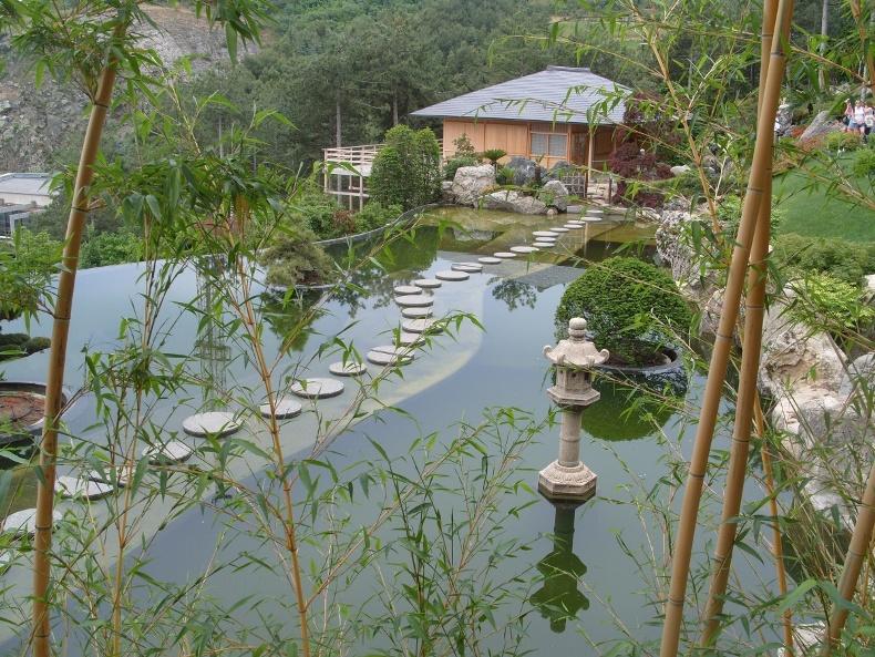 Японский сад - Фото 05