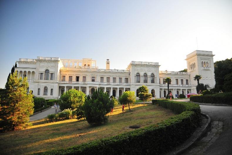 Ливадийский дворец - Фото 03