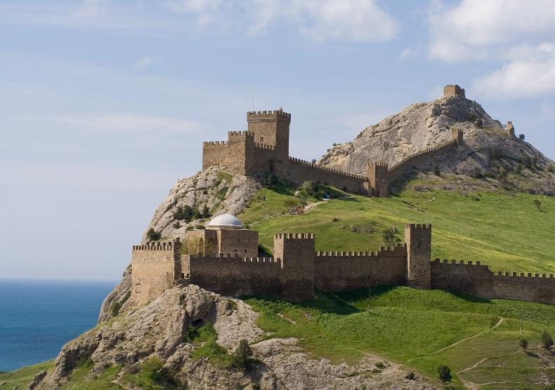 Генуэзская крепость, Феодосия - Фото 08