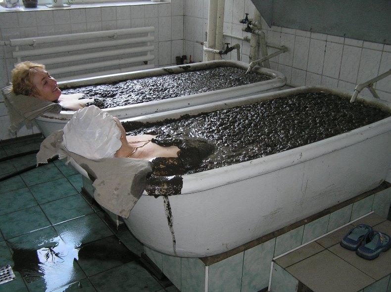 Грязевые ванны в списке процедур санатория - Фото 06