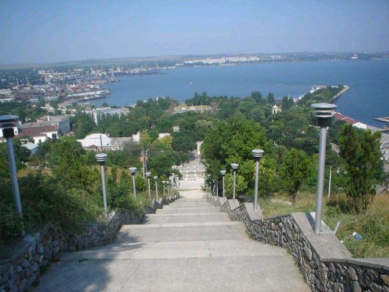 Курортный город Керчь - Фото 01