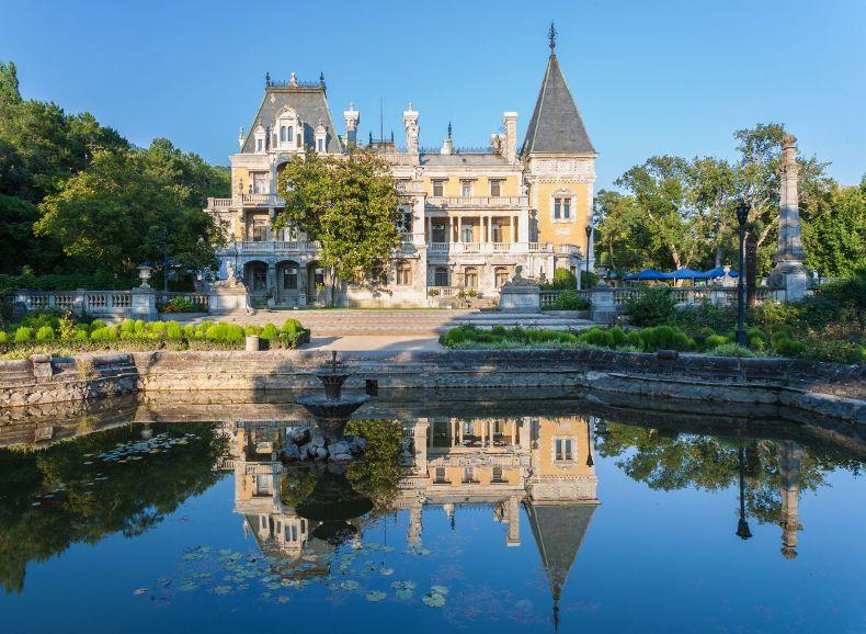 Массандровский дворец - Фото 05