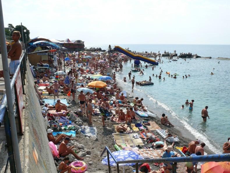 Пляж Симеиз - Фото 11