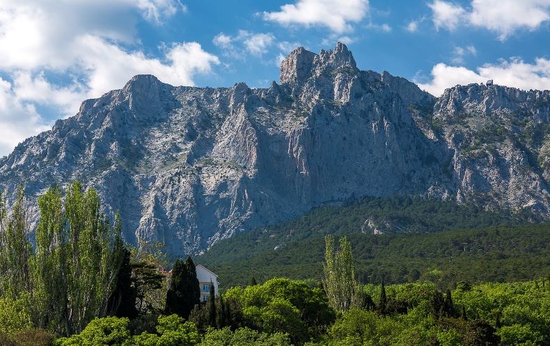 Гора Ай-Петри - Фото 01