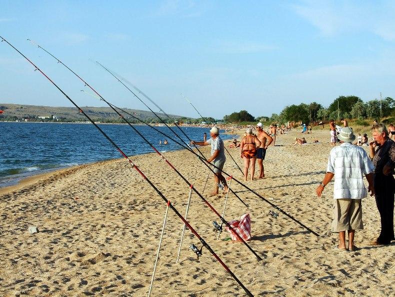 Рыбалка - Фото 11