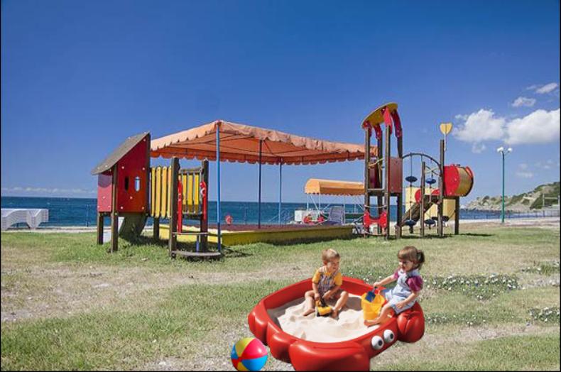 Площадка для детей - Фото 10