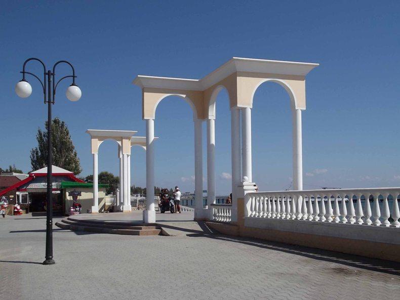 Евпатория, пляж - Фото 08