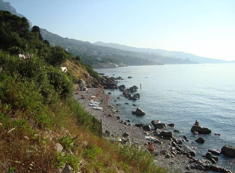 Дикий пляж 'монаха Бертгольца Шварца' - Фото 12