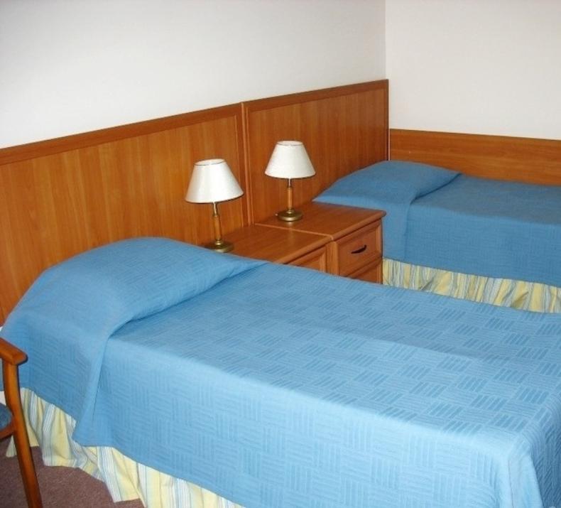 Двухместный номер в санатории - Фото 05