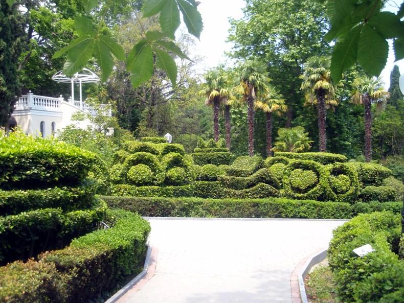 Гурзуфский парк - Фото 07