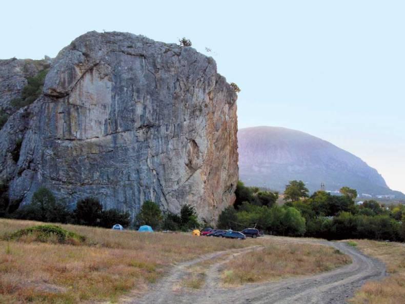 Скала 'Красный камень' - Фото 10