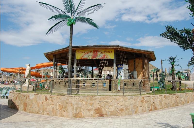 Кафе на территории аквапарка - Фото 07