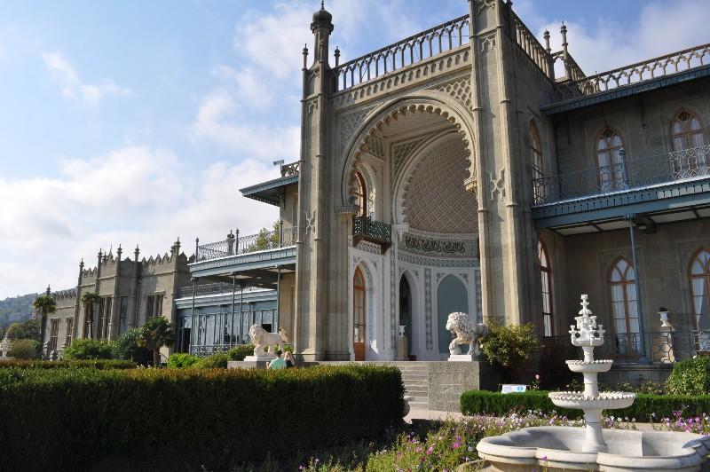 Воронцовский дворец - Фото 08