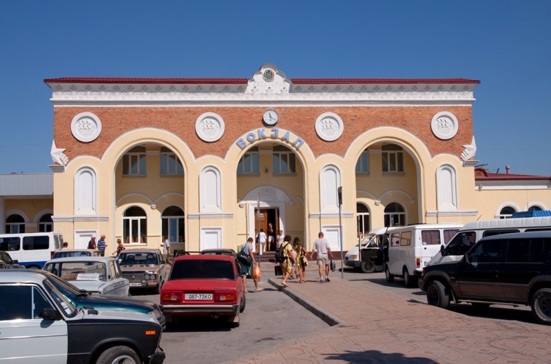 Ж/Д вокзал - Фото 05