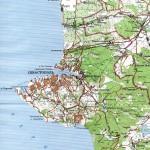 Карты Севастопольского района